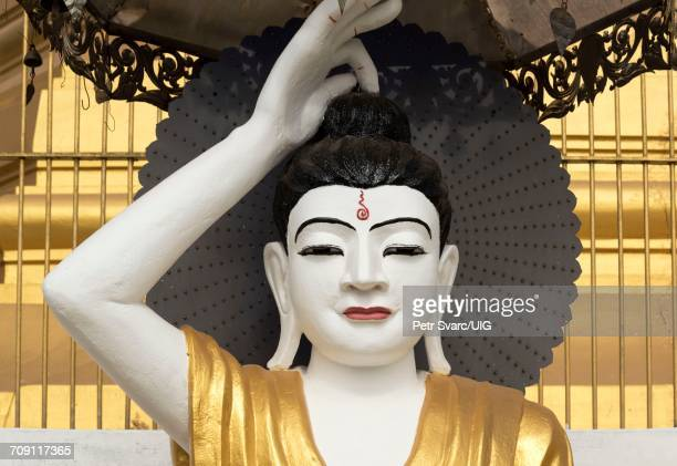 Nat Deity Statue, Mawlamyaing