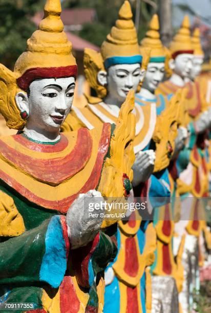 Nat Deity Statues, Mawlamyaing