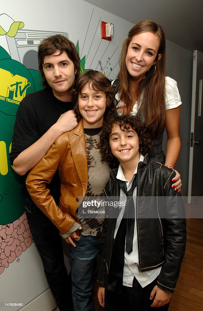 Was not naked brothers band nat alex wolff