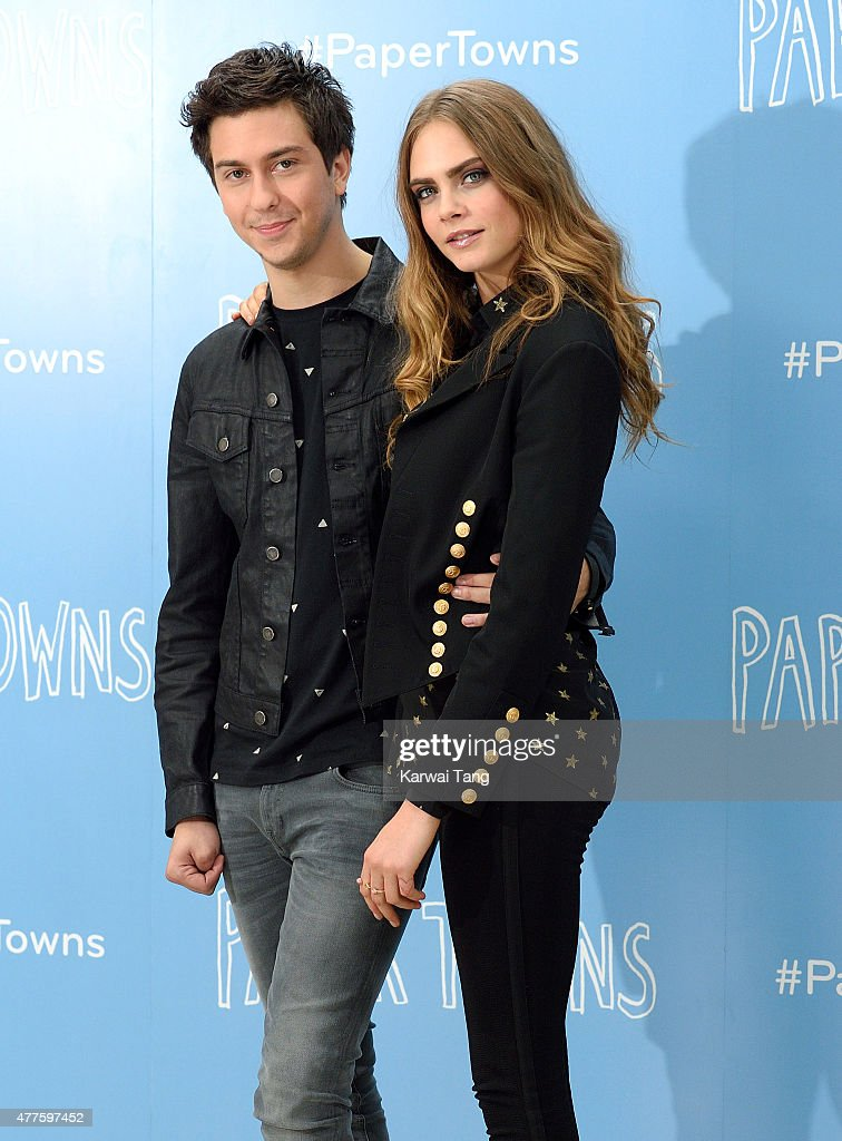 """Paper Towns"" - Photocall"