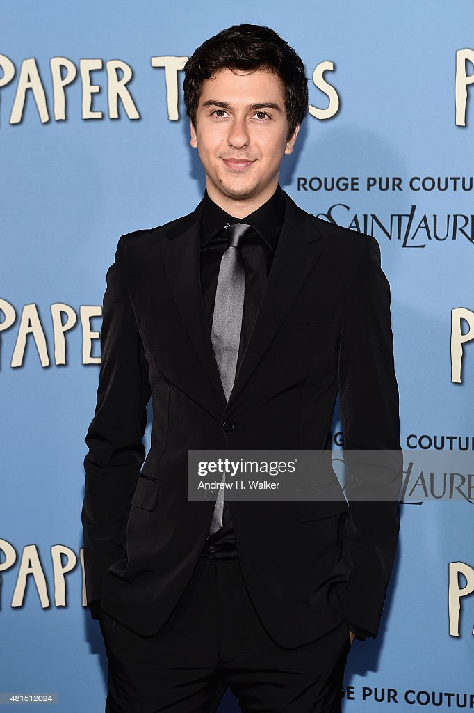 """Paper Towns"" New  York Premiere - Inside Arrivals"