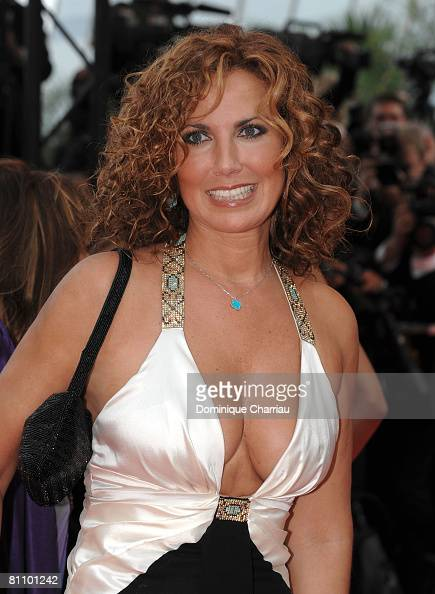Natacha Amal Arrives At The Blindness Premiere During The
