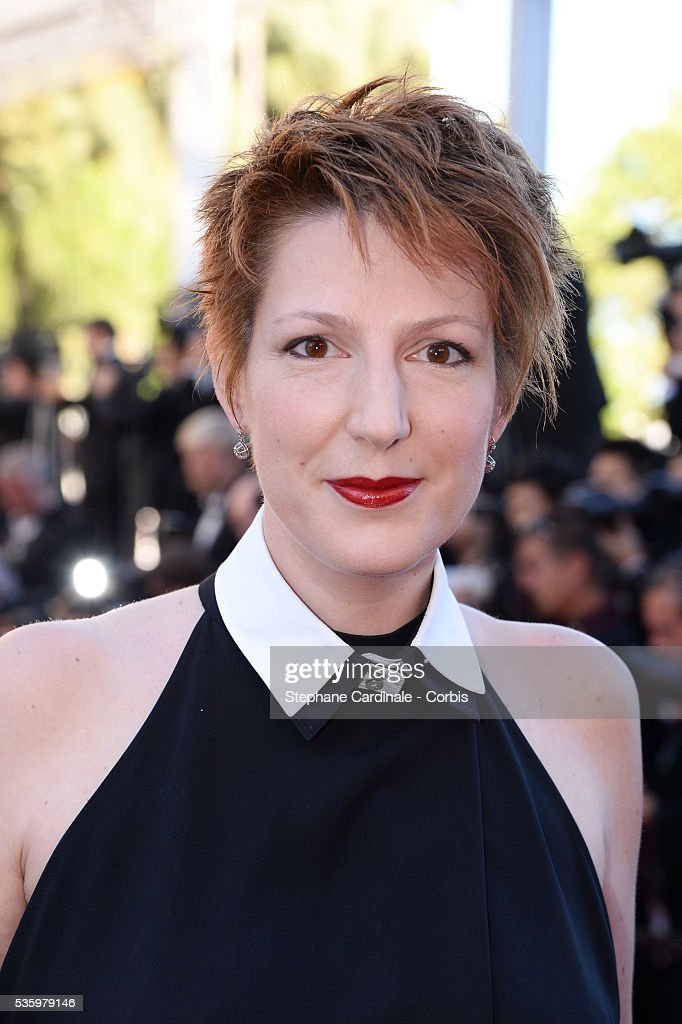 Natacha Polony at the Closing ceremony and 'A Fistful of Dollars' screening during 67th Cannes Film Festival