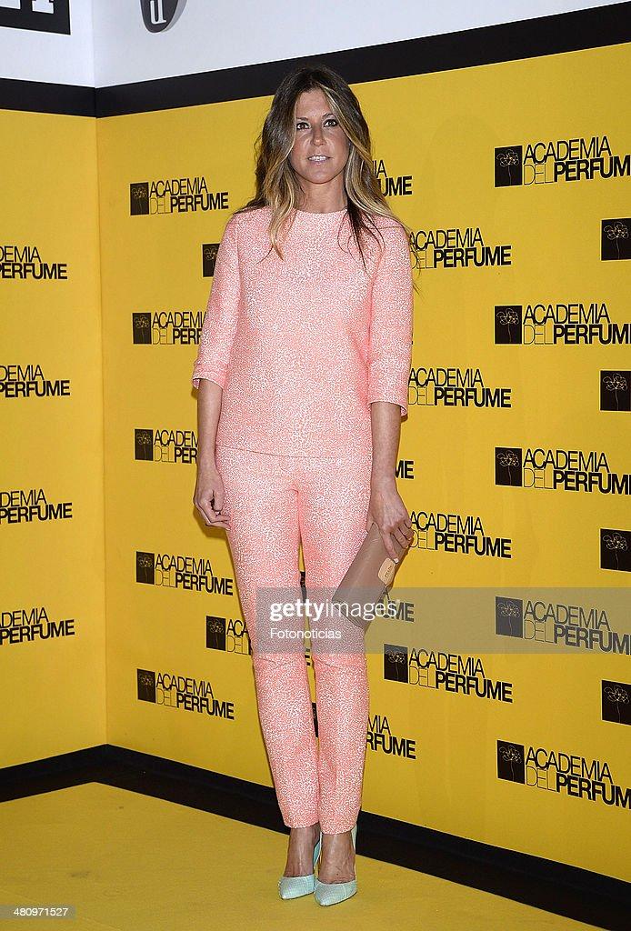 Natalia Alvarez attends the 2014 Perfume Academy awards at Casa de America on March 27, 2014 in Madrid, Spain.