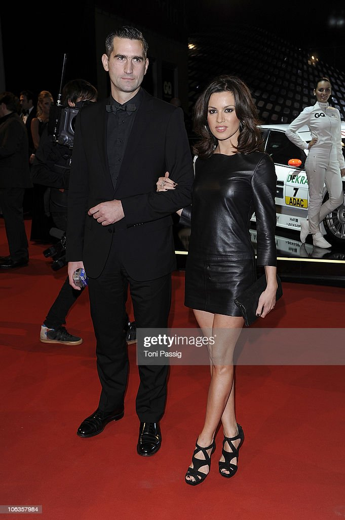 <a gi-track='captionPersonalityLinkClicked' href=/galleries/search?phrase=Natalia+Avelon&family=editorial&specificpeople=4121814 ng-click='$event.stopPropagation()'>Natalia Avelon</a> and guest attend the GQ Men Of The Year 2010 award ceremony at Komische Oper on October 29, 2010 in Berlin, Germany.
