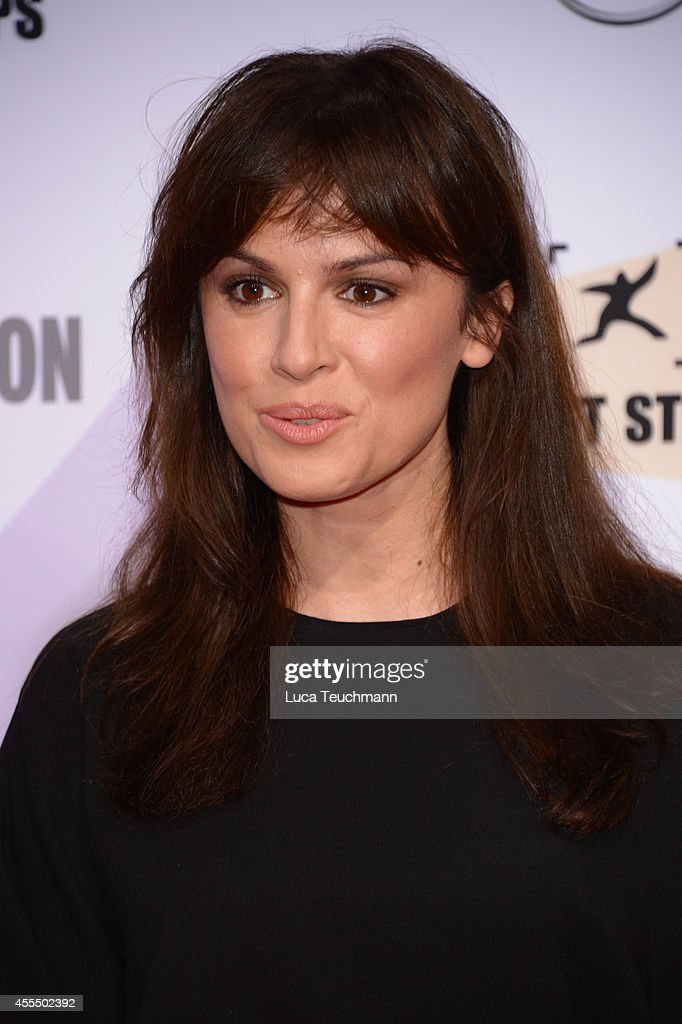 Natalia Avelon attend the First Steps Award 2014 at Stage Theater on September 15 2014 in Berlin Germany