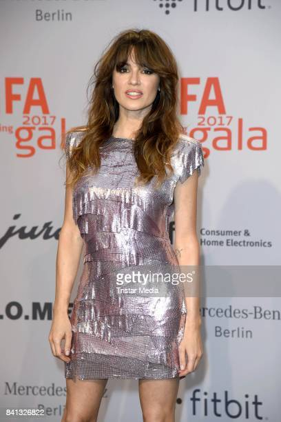Natalia Avelon attends the IFA 2017 opening gala on August 31 2017 in Berlin Germany