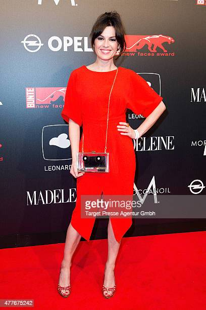 Natalia Avelon attends the New Faces Award Film 2015 at ewerk on June 18 2015 in Berlin Germany