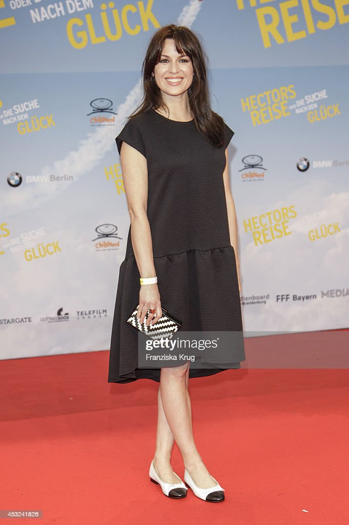 <a gi-track='captionPersonalityLinkClicked' href=/galleries/search?phrase=Natalia+Avelon&family=editorial&specificpeople=4121814 ng-click='$event.stopPropagation()'>Natalia Avelon</a> attends the premiere of the film 'Hector and the Search for Happiness' (German title: 'Hectors Reise') at Zoo Palast on August 05, 2014 in Berlin, Germany.