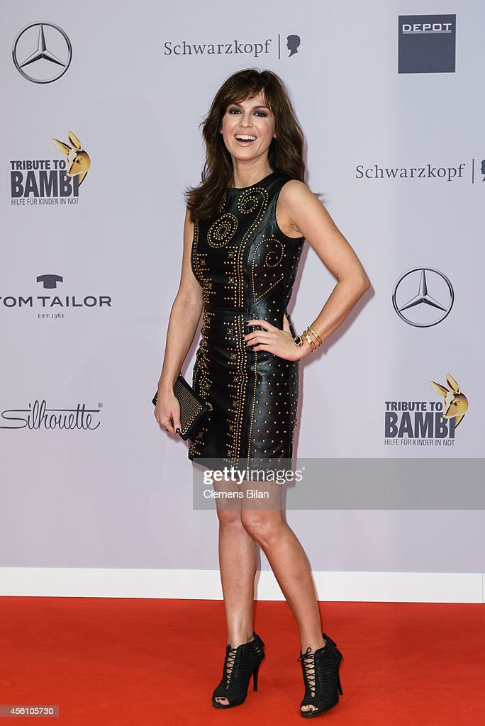 Natalia Avelon attends the Tribute To Bambi 2014 at Station on September 25 2014 in Berlin Germany