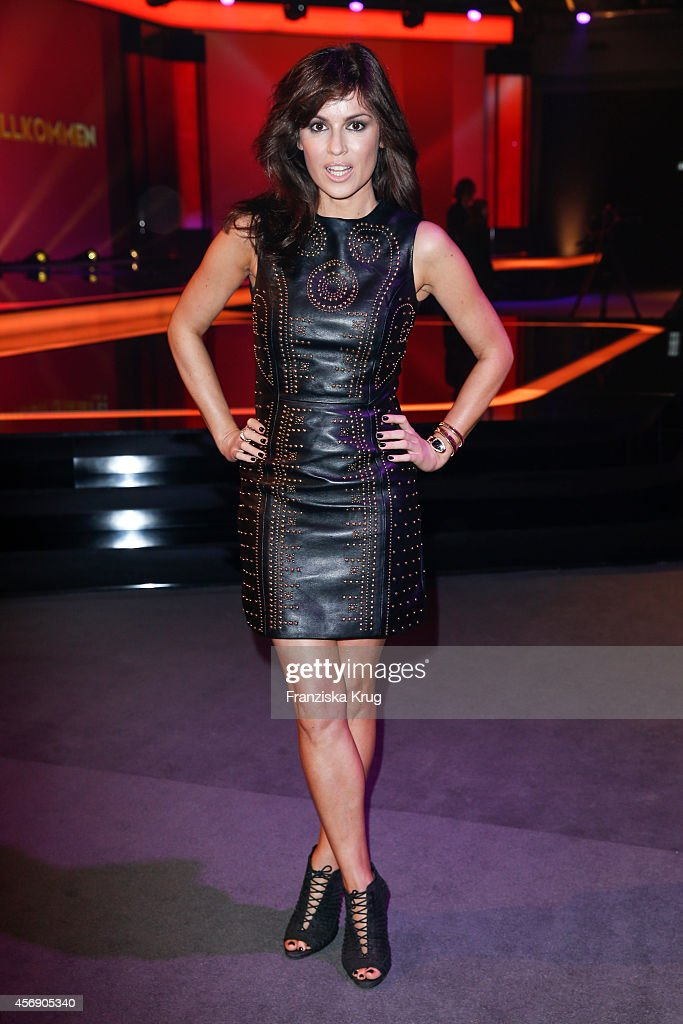 Natalia Avelon attends the Tribute To Bambi 2014 on September 25 2014 in Berlin Germany