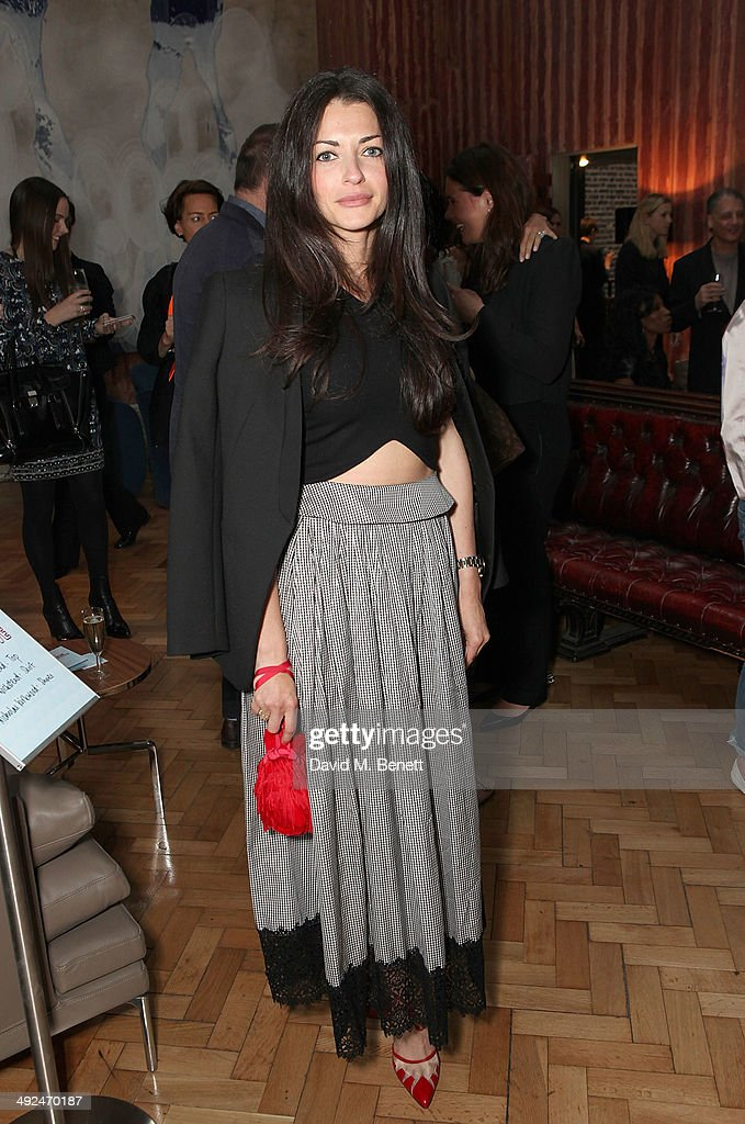 Natalia Barbieri attends the British Designer's Collective The Keeper's House launch at Royal Academy of Arts on May 20, 2014 in London, England.