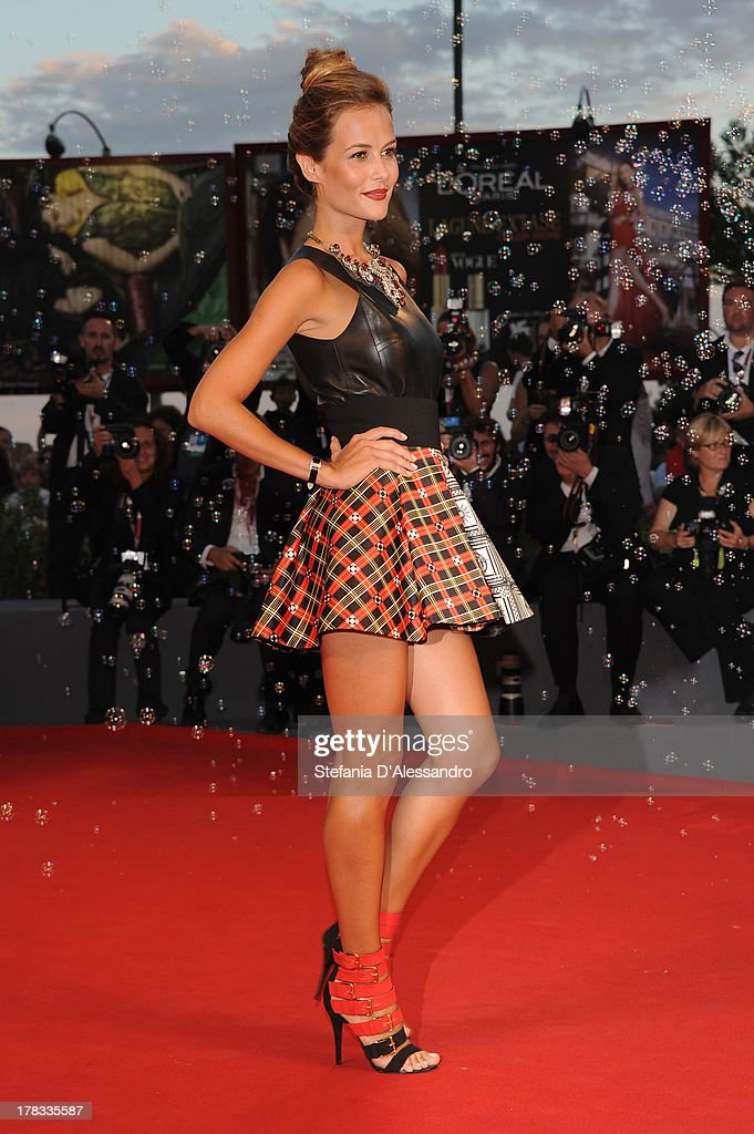 Natalia Borges attends 'Tracks' Premiere during the 70th Venice International Film Festival at Sala Grande on August 29, 2013 in Venice, Italy.