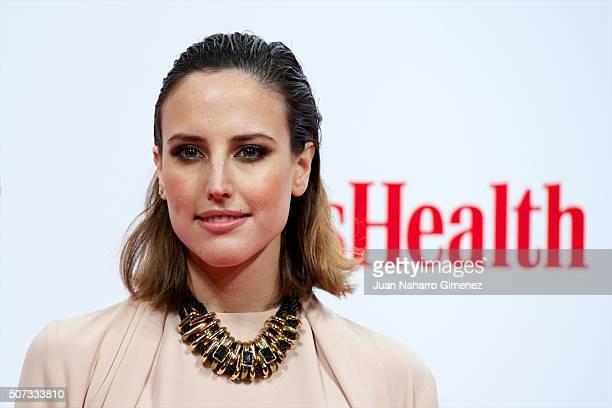 Natalia de Molina attends Men's Health 2015 Awards on January 28 2016 in Madrid Spain