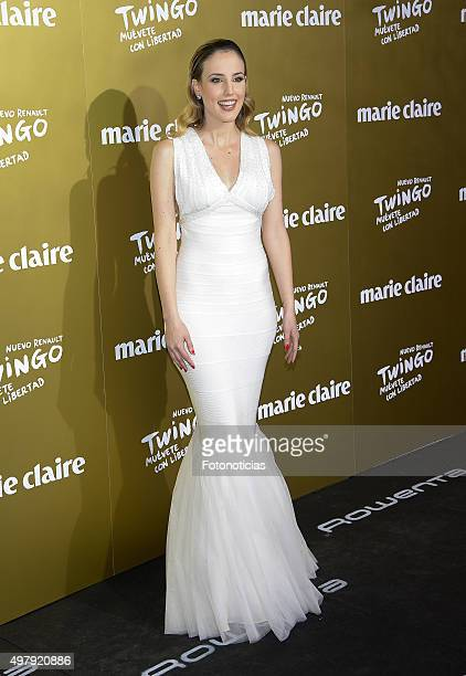 Natalia de Molina attends the 2015 Marie Claire Prix de la Mode at Callao Cinema on November 19 2015 in Madrid Spain