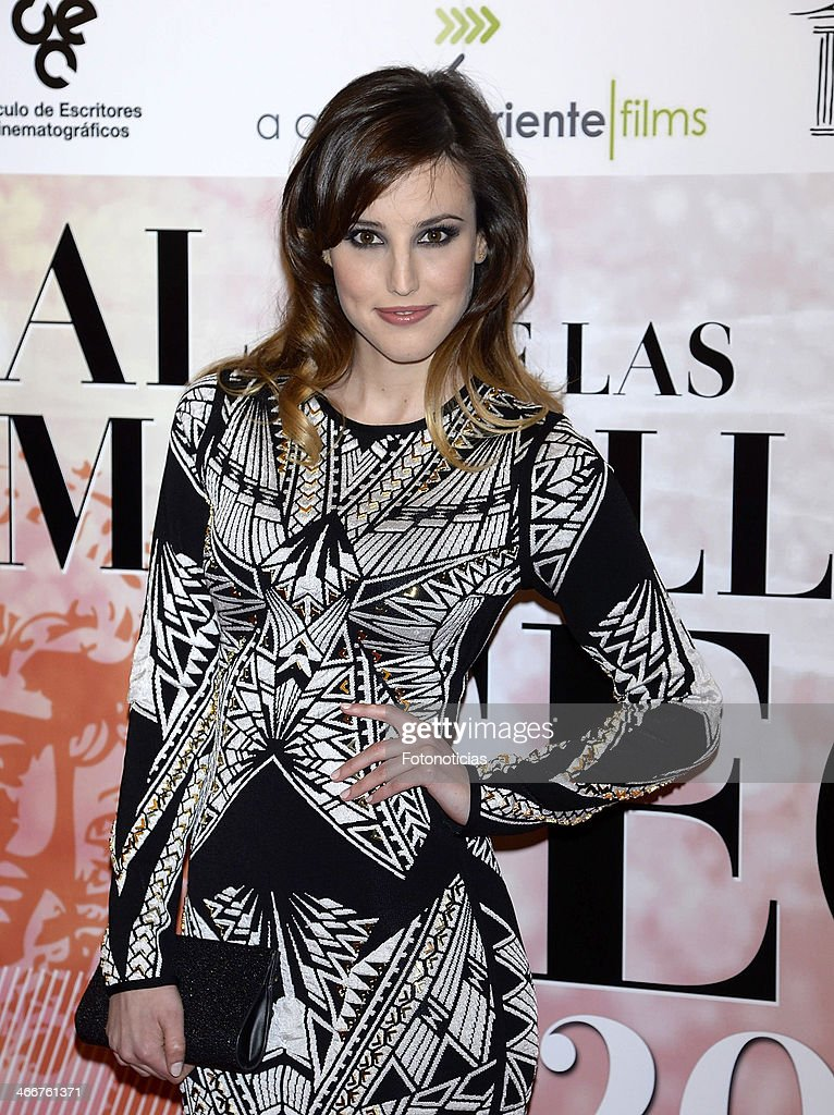 Natalia de Molina attends the 'CEC' medals 2014 ceremony at the Palafox cinema on February 3, 2014 in Madrid, Spain.
