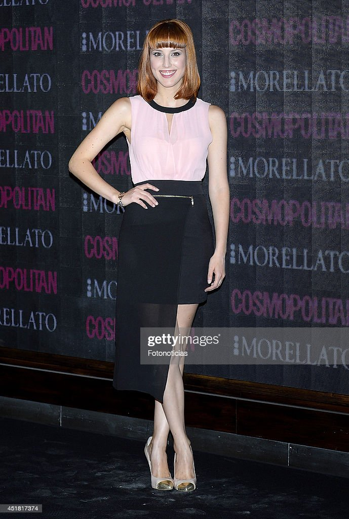 <a gi-track='captionPersonalityLinkClicked' href=/galleries/search?phrase=Natalia+de+Molina&family=editorial&specificpeople=11184153 ng-click='$event.stopPropagation()'>Natalia de Molina</a> attends the Cosmopolitan Beauty Awards at Platea Restaurant on July 7, 2014 in Madrid, Spain.