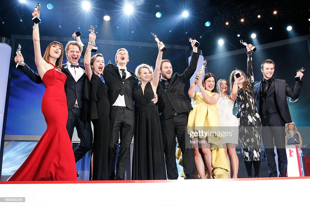 Presentation of European Shooting Stars 2015 - 65th Berlinale International Film Festival