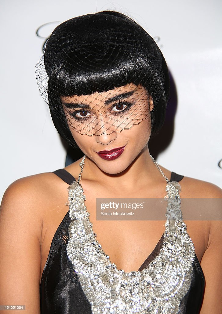 <a gi-track='captionPersonalityLinkClicked' href=/galleries/search?phrase=Natalia+Kills&family=editorial&specificpeople=6915479 ng-click='$event.stopPropagation()'>Natalia Kills</a> attends the 2014 Hamptons Summer Soiree Charity Benefit for Building Blocks for Change hosted by IvyConnect at Private Residence on August 23, 2014 in Southampton, New York.