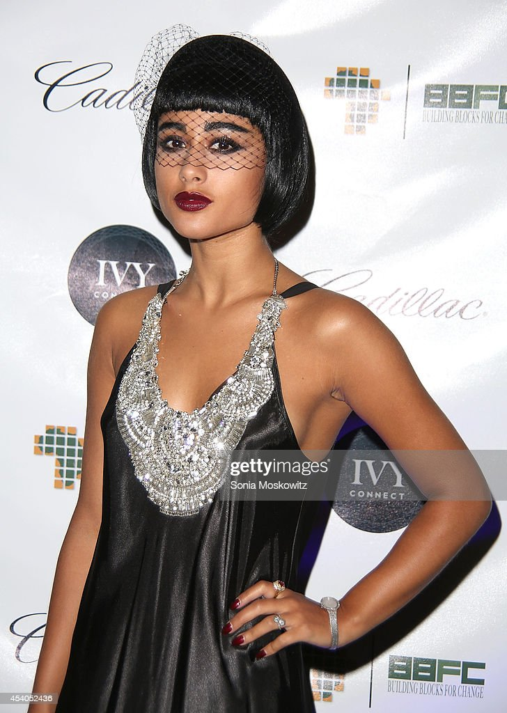 Natalia Kills attends the 2014 Hamptons Summer Soiree Charity Benefit at Private Residence on August 23, 2014 in Southampton, New York.