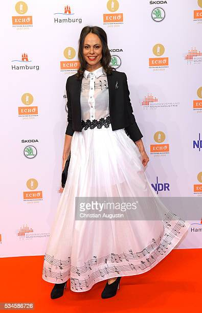 Natalia Klitschko attends the Echo Jazz 2016 at Kampnagel on May 26 2016 in Hamburg Germany