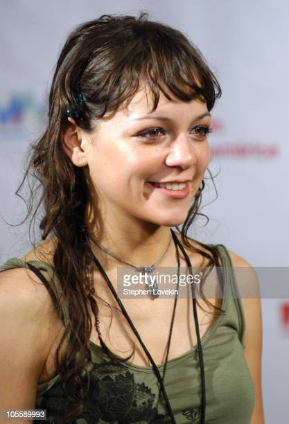 Natalia Lafourcade during MTV Video Music Awards Latin America 2004 Arrivals at Jackie Gleason Theater in Miami Florida United States