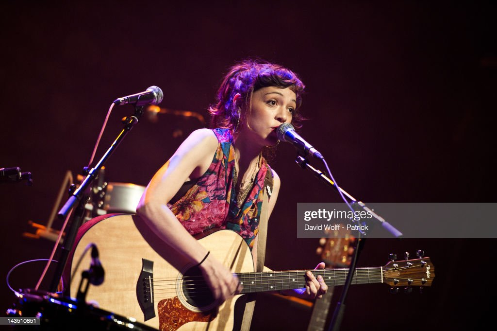 <a gi-track='captionPersonalityLinkClicked' href=/galleries/search?phrase=Natalia+Lafourcade&family=editorial&specificpeople=2816222 ng-click='$event.stopPropagation()'>Natalia Lafourcade</a> performs at Cafe de la Danse on April 27, 2012 in Paris, France.