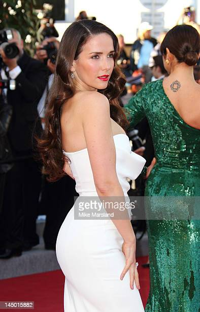 Natalia Oreiro attends the 'Killing Them Softly'' Cannes Classics Premiere during the 65th Annual Cannes Film Festival at Palais des Festivals on May...