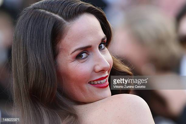 Natalia Oreiro attends the 'Killing Them Softly' Premiere during 65th Annual Cannes Film Festival at Palais des Festivals on May 22 2012 in Cannes...