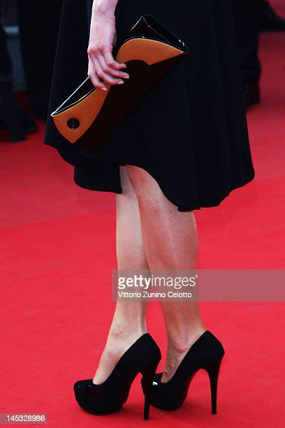 Natalia Oreiro attends the 'Mud' Premiere during the 65th Annual Cannes Film Festival at the Palais des Festivals on May 26 2012 in Cannes France