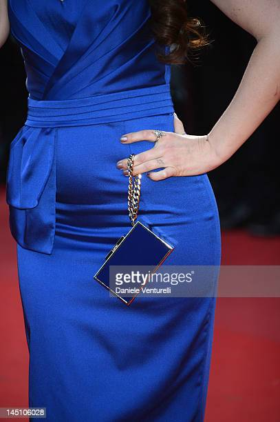 Natalia Oreiro attends the 'On The Road' Premiere during the 65th Annual Cannes Film Festival at Palais des Festivals on May 23 2012 in Cannes France