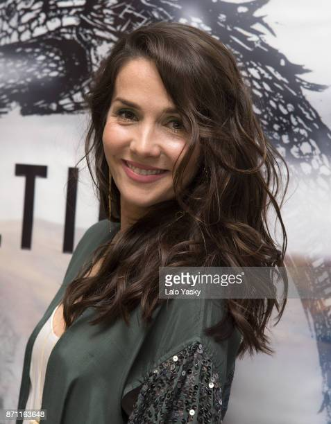 Natalia Oreiro attends the premiere of 'Los Ultimos' at the Buenos Aires Dot Hoyts cinema on November 6 2017 in Buenos Aires Argentina