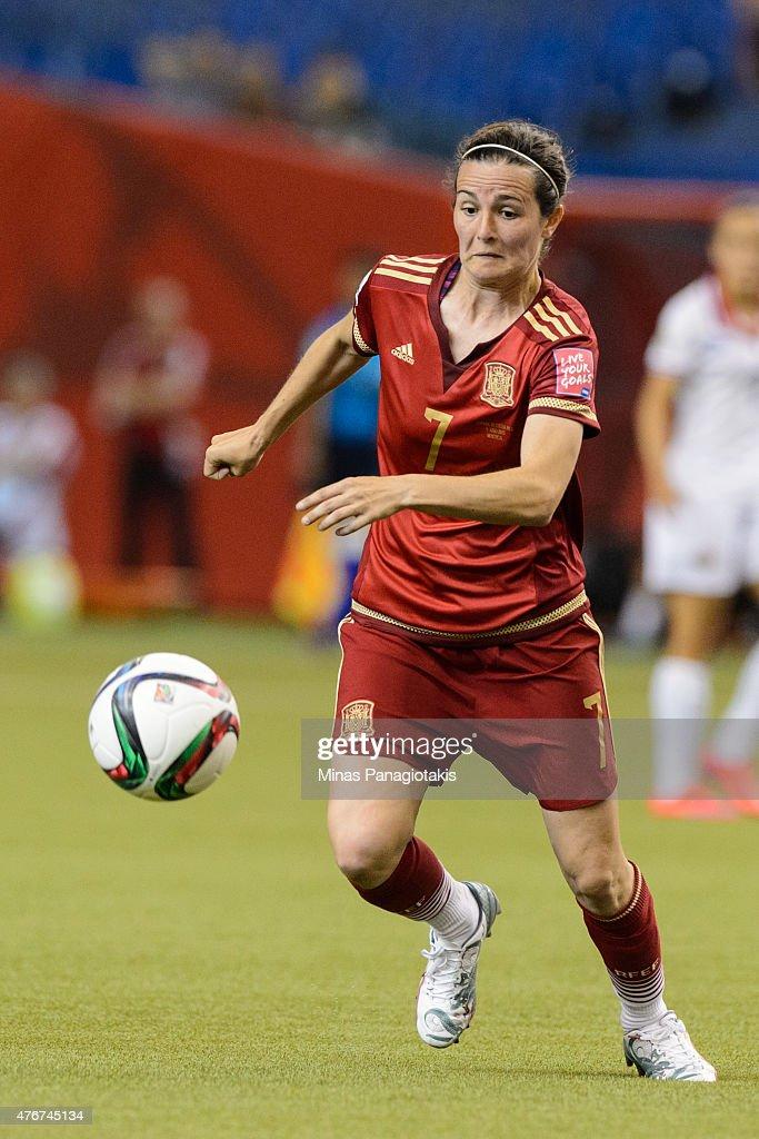 Spain v Costa Rica: Group E - FIFA Women's World Cup 2015