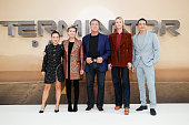 """Terminator: Dark Fate"" - Photocall"