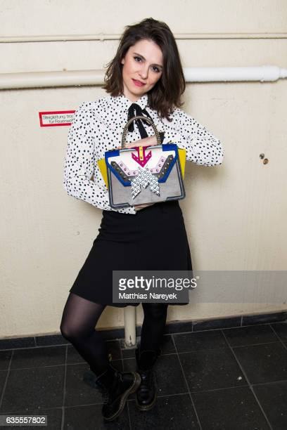 Natalia Rudziewicz attends the Off Berlinale Party with Woolrich during the 67th Berlinale International Film Festival Berlin at on February 15 2017...