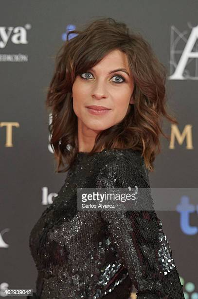 Natalia Tena attends Goya Cinema Awards 2014 at Centro de Congresos Principe Felipe on February 7 2015 in Madrid Spain