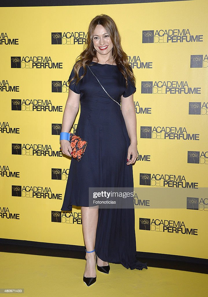 <a gi-track='captionPersonalityLinkClicked' href=/galleries/search?phrase=Natalia+Verbeke&family=editorial&specificpeople=226575 ng-click='$event.stopPropagation()'>Natalia Verbeke</a> attends the 2014 Perfume Academy awards at Casa de America on March 27, 2014 in Madrid, Spain.
