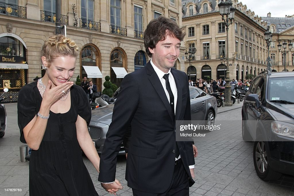 <a gi-track='captionPersonalityLinkClicked' href=/galleries/search?phrase=Natalia+Vodianova&family=editorial&specificpeople=203265 ng-click='$event.stopPropagation()'>Natalia Vodianova</a> and <a gi-track='captionPersonalityLinkClicked' href=/galleries/search?phrase=Antoine+Arnault&family=editorial&specificpeople=676045 ng-click='$event.stopPropagation()'>Antoine Arnault</a> attend Louis Vuitton New Boutique Opening as part of Paris Haute-Couture Fashion Week Fall / Winter 2013 at Place Vendome on July 3, 2012 in Paris, France.