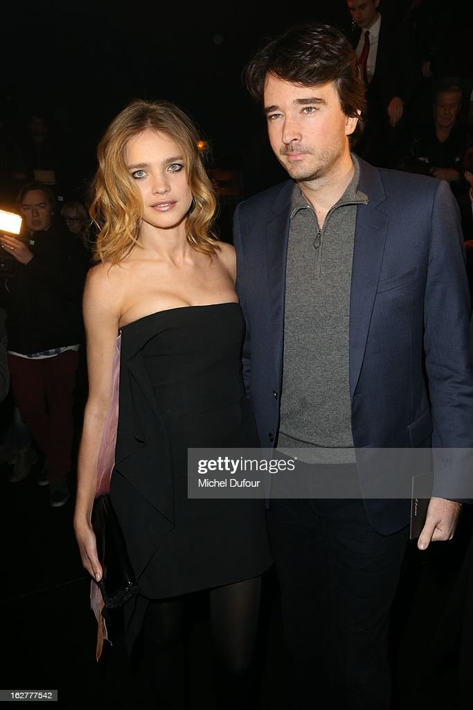 <a gi-track='captionPersonalityLinkClicked' href=/galleries/search?phrase=Natalia+Vodianova&family=editorial&specificpeople=203265 ng-click='$event.stopPropagation()'>Natalia Vodianova</a> and <a gi-track='captionPersonalityLinkClicked' href=/galleries/search?phrase=Antoine+Arnault&family=editorial&specificpeople=676045 ng-click='$event.stopPropagation()'>Antoine Arnault</a> attend the Etam Live Show Lingerie at Bourse du Commerce on February 26, 2013 in Paris, France.