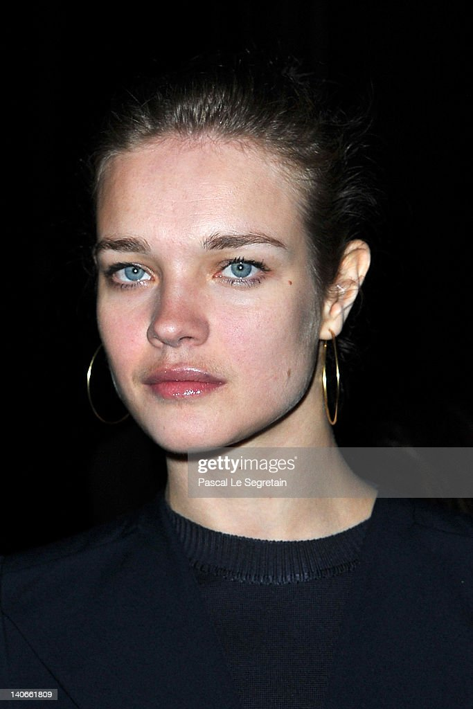 <a gi-track='captionPersonalityLinkClicked' href=/galleries/search?phrase=Natalia+Vodianova&family=editorial&specificpeople=203265 ng-click='$event.stopPropagation()'>Natalia Vodianova</a> attends the Givenchy Ready-To-Wear Fall/Winter 2012 show as part of Paris Fashion Week at Lycee Carnot on March 4, 2012 in Paris, France.