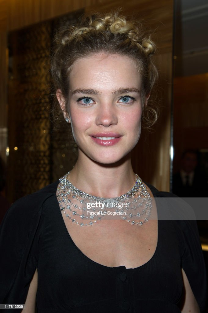 Natalia Vodianova attends the Louis Vuitton new boutique opening as part of Paris Haute-Couture Fashion Week Fall / Winter 2012/13 at Place Vendome on July 3, 2012 in Paris, France.