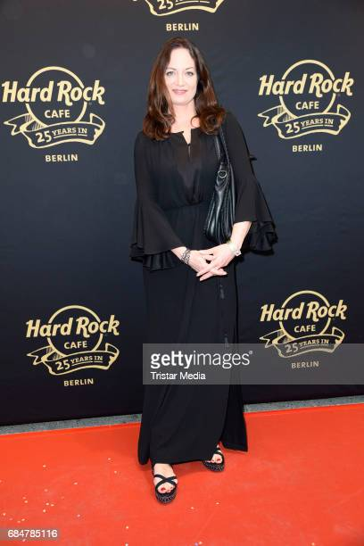 Natalia Woerner attends the 25th anniversary celebration at Hard Rock Cafe Berlin on May 18 2017 in Berlin Germany
