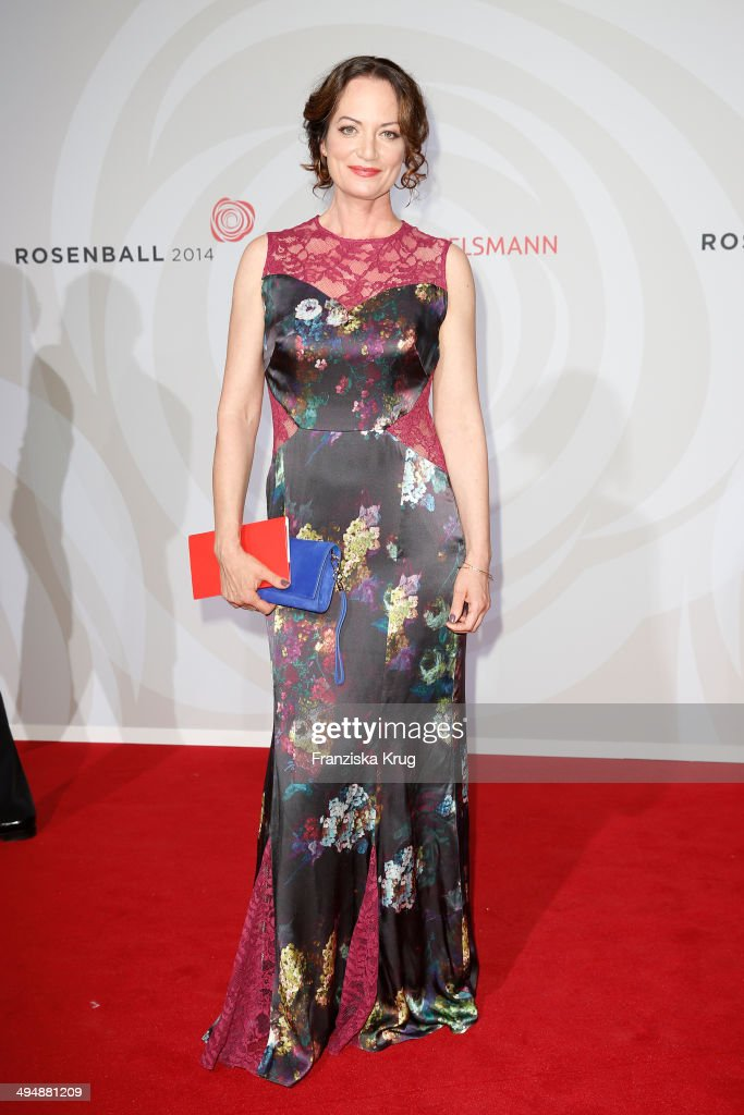 Natalia Woerner attends the Rosenball 2014 on May 31, 2014 in Berlin, Germany.