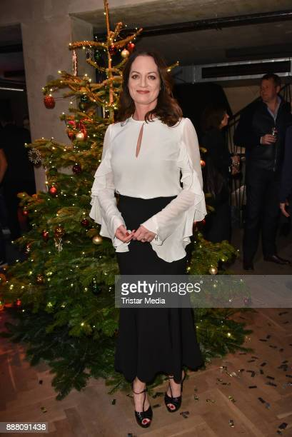 Natalia Woerner during the Medienboard PreChristmas Party at Schwuz at Saeaelchen on December 7 2017 in Berlin Germany