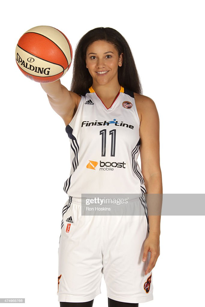 <a gi-track='captionPersonalityLinkClicked' href=/galleries/search?phrase=Natalie+Achonwa&family=editorial&specificpeople=7205881 ng-click='$event.stopPropagation()'>Natalie Achonwa</a> #11 of the Indiana Fever poses for a portrait during Fever Media Day on May 27, 2015 at Bankers Life Fieldhouse in Indianapolis, Indiana.