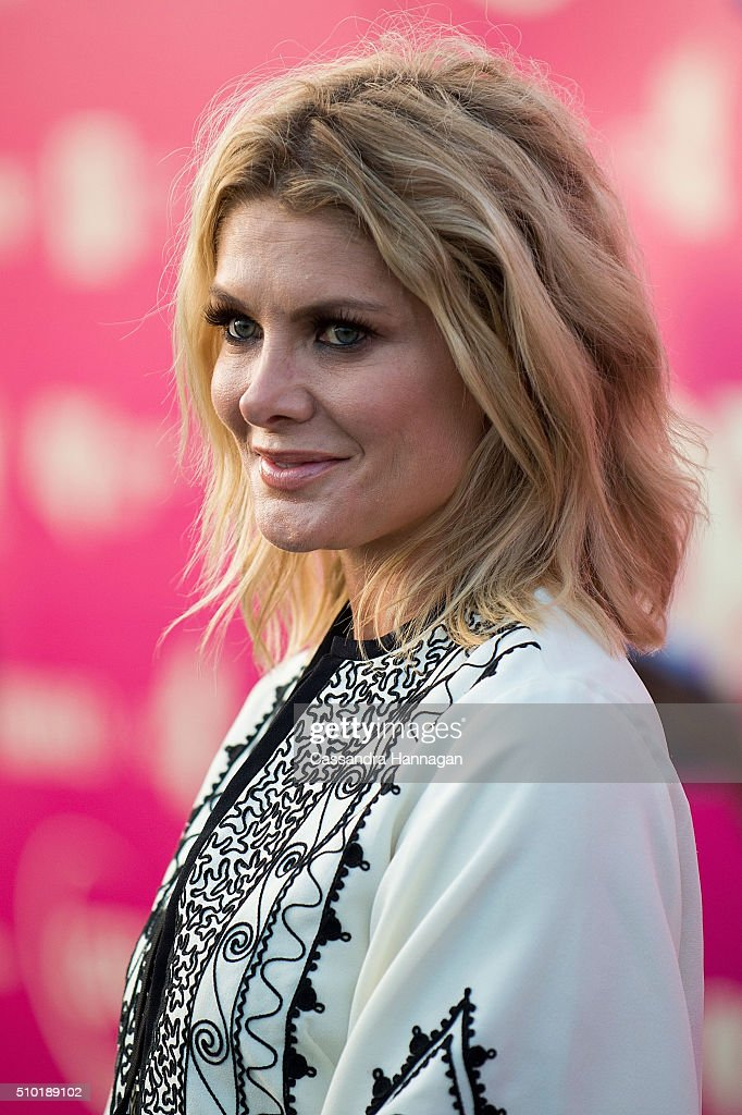 <a gi-track='captionPersonalityLinkClicked' href=/galleries/search?phrase=Natalie+Bassingthwaighte&family=editorial&specificpeople=208779 ng-click='$event.stopPropagation()'>Natalie Bassingthwaighte</a> arrives at Tropfest at Centennial Park on February 14, 2016 in Sydney, Australia.