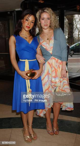 Natalie Casey and Kathryn Drysdale