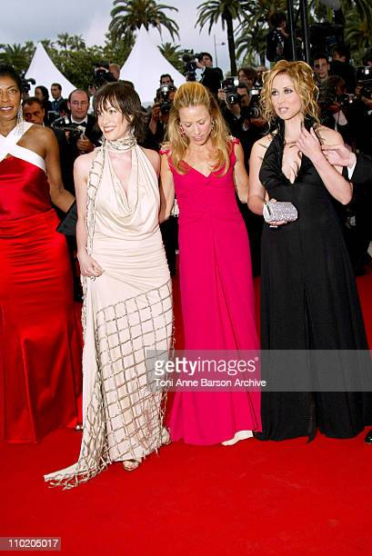 Natalie Cole Alanis Morissette Sheryl Crow and Lara Fabian