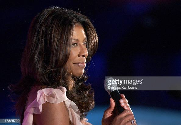 Natalie Cole during 10th Annual QVC Presents 'FFANY Shoes On Sale' at The American Museum of Natural History in New York City New York United States