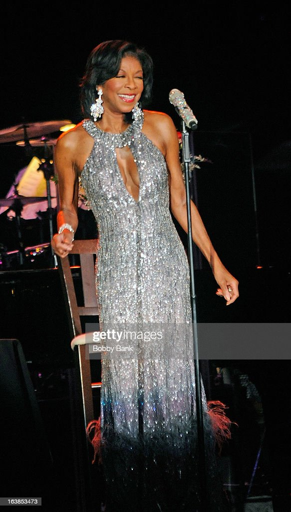 <a gi-track='captionPersonalityLinkClicked' href=/galleries/search?phrase=Natalie+Cole&family=editorial&specificpeople=201839 ng-click='$event.stopPropagation()'>Natalie Cole</a> performs at the Trump Taj Mahal on March 16, 2013 in Atlantic City, New Jersey.